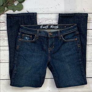Freedom of Choice Dark Wash Bootcut Jeans sz 29